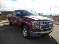 This dk. red 2015 Chevrolet Silverado 1500 LT might be