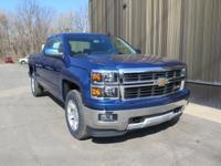 The all new 2015 Chevy Silverado has been redesigned