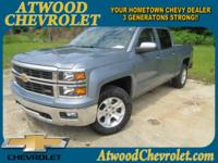 *Z71*, *4WD*, *REMOTE START*, *REAR-VIEW CAMERA*,