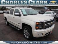 For a smoother ride, opt for this 2015 Chevrolet