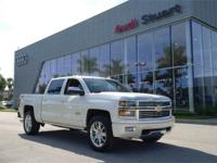 *White Diamond Clearcoat* 2015 Chevrolet Silverado 1500