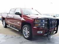 High Country trim. Extra Clean. FUEL EFFICIENT 21 MPG