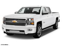 Options:  High Country|Trailering Equipment|7