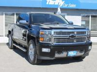 CLEAN, ONE-OWNER CARFAX, FULL CREW CAB, ABSOLUTELY