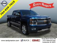 1-Owner * GM Certified * High Country * Sunroof * Rear