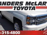 PREMIUM & KEY FEATURES ON THIS 2015 Chevrolet Silverado