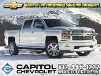 2015 Chevrolet Silverado 1500 High Country For