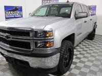 This terrific-looking 2015 Chevrolet Silverado 1500 is