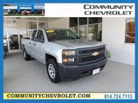 Chevrolet Silverado 1500 2015 LS Clean CARFAX. 6-Speed