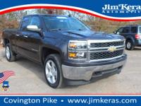 This Certified Pre-Owned 2015 Chevrolet Silverado 1500