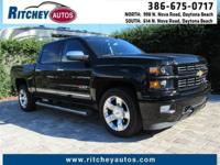 CERTIFIED PRE-OWNED 2015 CHEVY SILVERADO 1500LT 2WD