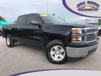 One owner, GM Certified 2015 Silverado LT Crew Cab in