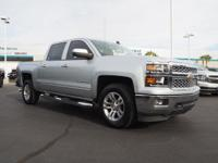 Look at this 2015 Chevrolet Silverado 1500 LT. Its