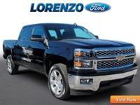 Options:  2015 Chevrolet Silverado 1500 Lt Crew