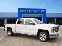 Options:  2015 Chevrolet Silverado 1500 Lt|Miles: