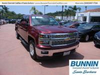 Options:  2015 Chevrolet Silverado 1500 Lt|Burgundy|How