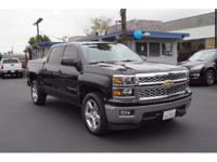 Options:  2015 Chevrolet Silverado 1500 Lt|4X2 Lt 4Dr