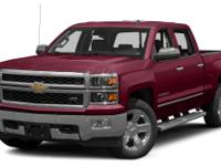 New Price! Silverado 1500 LT, 4D Crew Cab, EcoTec3 5.3L