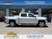 This 2015 Chevrolet Silverado 1500 LT in is well