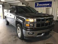 No Accidents Reported On Carfax. Silverado 1500 LT, 4D