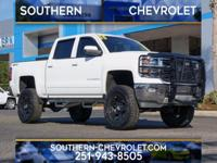 Southern Chevrolet is very proud to offer this
