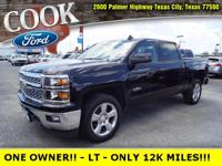 * ONE OWNER!! * - ONLY 12K MILES!! - LT - NON-SMOKER -