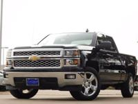 2015 Chevrolet Silverado 1500 LT1 Black 6-Speed