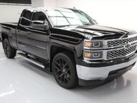 This awesome 2015 Chevrolet Silverado 1500 comes loaded