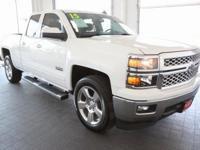 Options:  2015 Chevrolet Silverado 1500