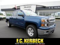 CarFax One Owner! This Chevrolet Silverado 1500 is