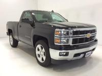 Options:  2015 Chevrolet Silverado 1500 Lt|Black|*4Wd -