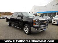 CERTIFIEDCarfax One Owner Chevrolet Silverado 1500 LT