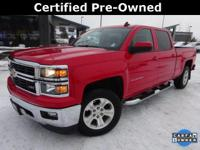 Options:  2015 Chevrolet Silverado 1500 Lt|Carfax