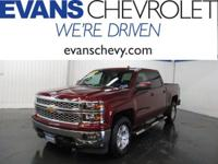 GM Certified!! LT Package!! Crew Cab!! 5.3L V-8!! All