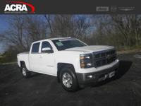 2015 Chevrolet Silverado 1500, key features include: