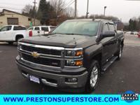 Options:  2015 Chevrolet Silverado 1500 Lt|*Why Buy