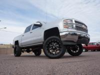 Options:  2015 Chevrolet Silverado 1500 Lt|4X4 Lt 4Dr