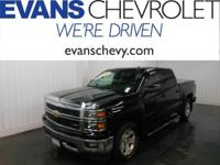GM Certified! 2LT Package! Crew Cab! Z71 Off Road