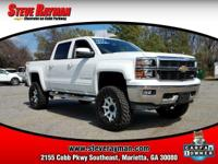 "LT TRIM, 4WHEEL DRIVE CREW CAB, 6"" LIFT, 35"""