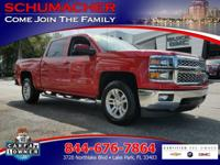 Options:  2015 Chevrolet Silverado 1500 Lt All-Star