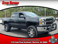 "LT CREW CAB 4WHEEL DRIVE Z-71 TRIM LEVEL, 6"" ROCKY"