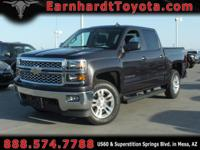 We are happy to offer you this 2015 Chevrolet Silverado