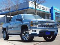 Clean CARFAX. CARFAX One-Owner. 4 Lift, 20 Chrome Rims,