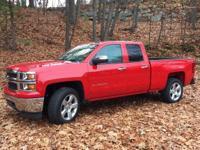 2015 Chevrolet Silverado 1500 LT. LT Convenience