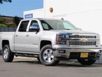 2015 Chevrolet Silverado LT Crew Cab!!! 4x4!!! 5.3