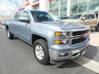 New Arrival! This 2015 Chevrolet Silverado 1500 LT will