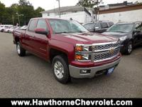 Carfax One Owner 2015 Chevrolet Silverado 1500 LT
