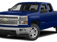 This 2015 Chevrolet Silverado 1500 is complete with