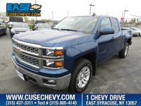 Come see this 2015 Chevrolet Silverado 1500 LT. ONE