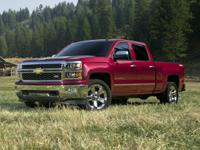 2015 Chevrolet Silverado 1500 LT Blue All Star Edition